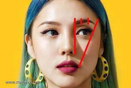 落尾眉画法 5步骤告诉你落尾眉怎么画