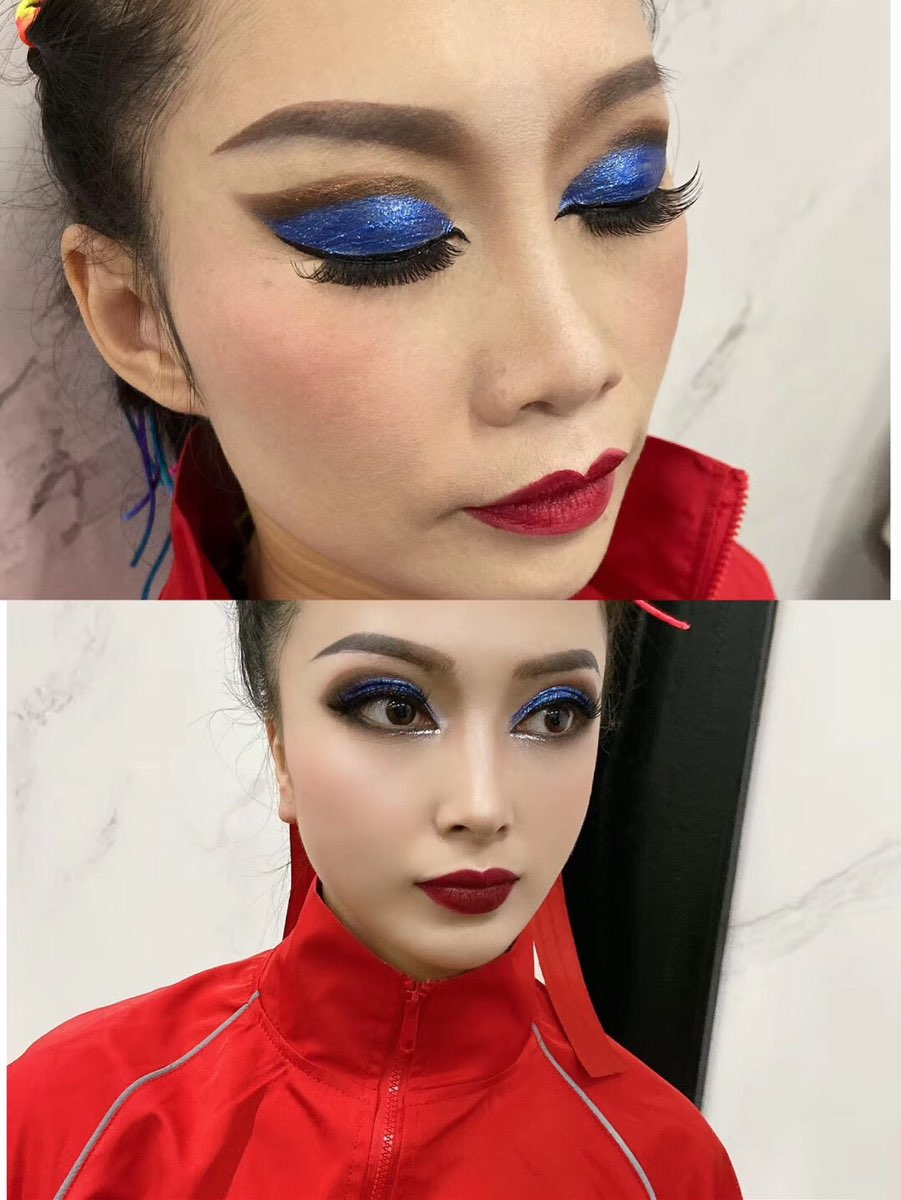 纹绣化妆美甲美容